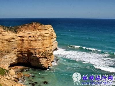 澳大利亚凯恩斯大堡礁-俯视诱惑 搭直升机观光的奇妙之旅